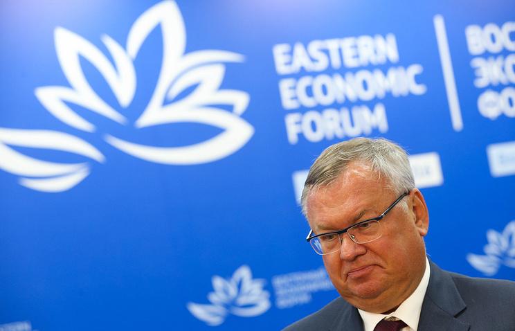 Костин: ВТБ придется реализовать свою украинскую «дочку» с утратами