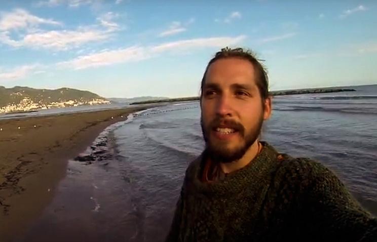 СКРФ ищет вТурции след плененного вСирии путешественника Журавлева