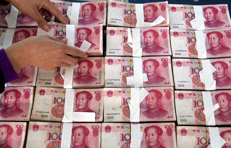 КитайскийЦБ поднял курс юаня кдоллару нафоне итогов саммита G20