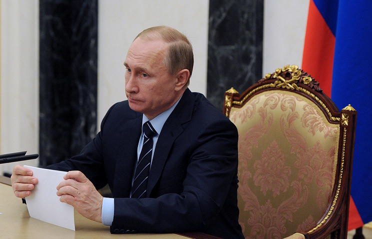 Экс-атташе вСША возглавил протокол В.Путина