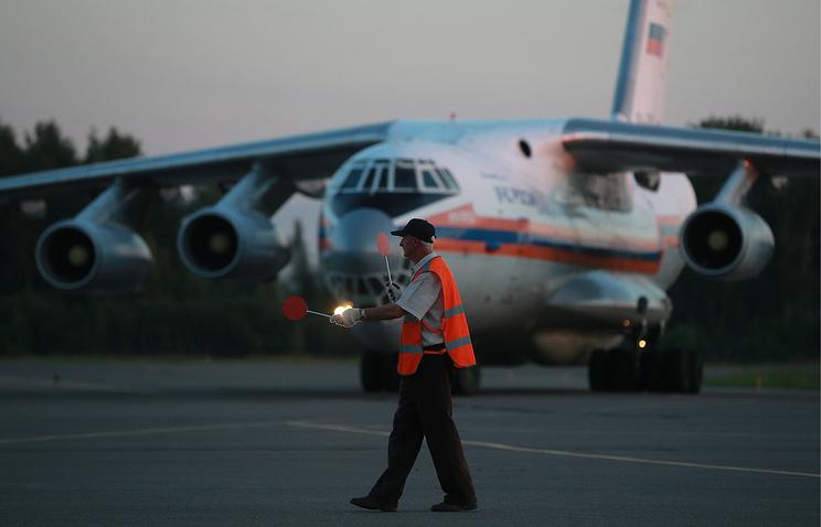 Новосибирские cотрудники экстренных служб направились напомощь вПриморский край