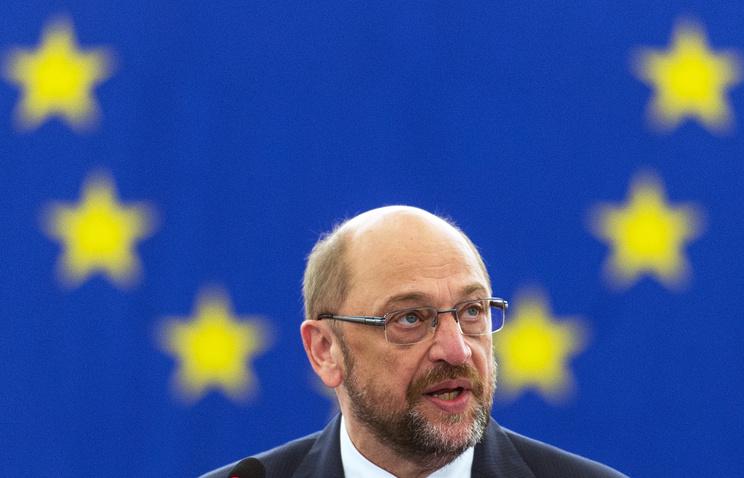Глава Европарламента Мартин Шульц назвал Трампа «проблемой для всего мира»