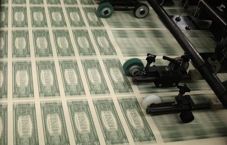 Федеральный резерв США не поднял  учетную ставку