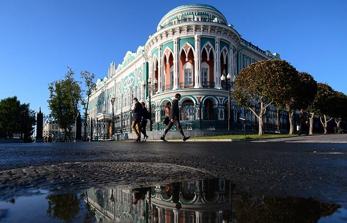 Задва года турпоток вСвердловскую область увеличился на40%