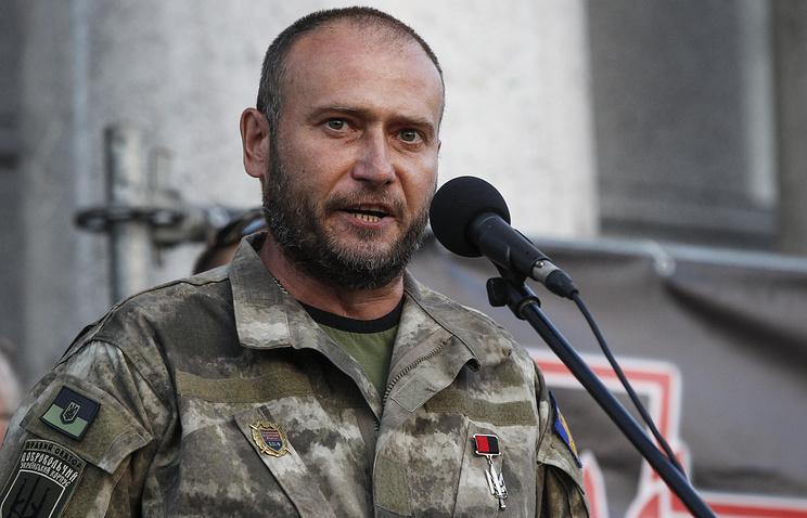 В Российской Федерации возбудили уголовное дело против Яроша и«Правого сектора»