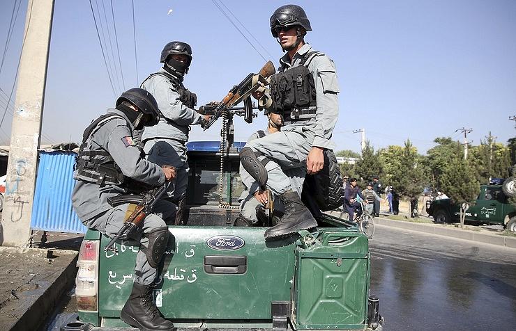 ВАфганистане в итоге взрыва нарынке погибли 6 человек