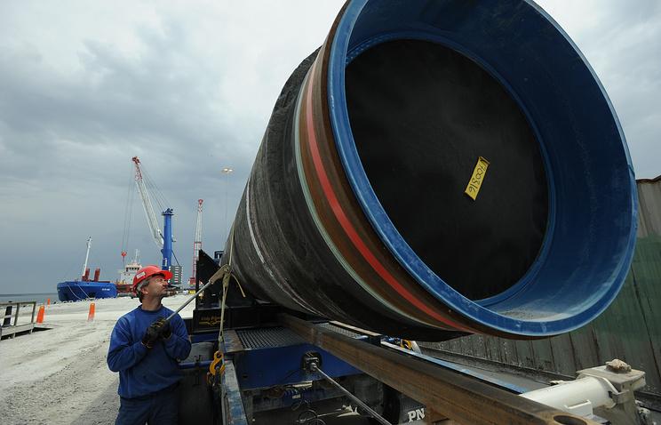Компания Shell продолжит сотрудничество построительству «Северного потока-2»