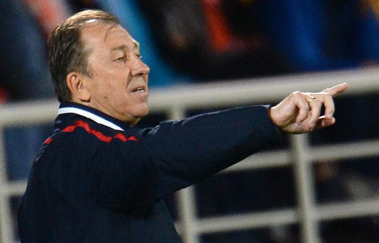Тренер Сергей Павлов