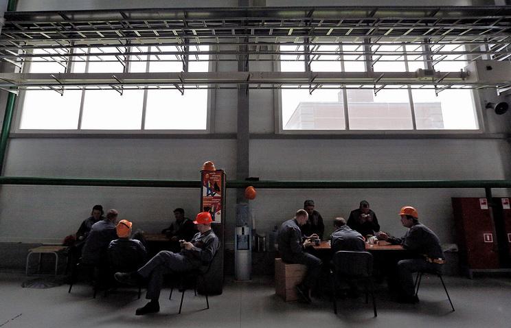 ВТюменской области затри года создано неменее 4 тыс. рабочих мест