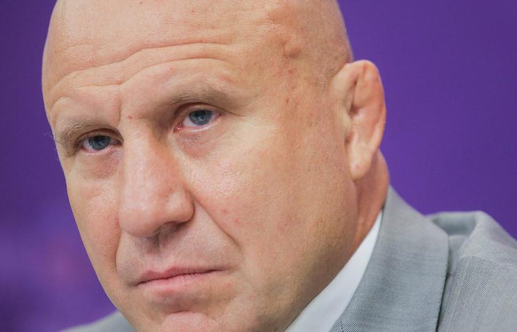 Выборы президента Федерации спортивной борьбы РФ пройдут 12ноября