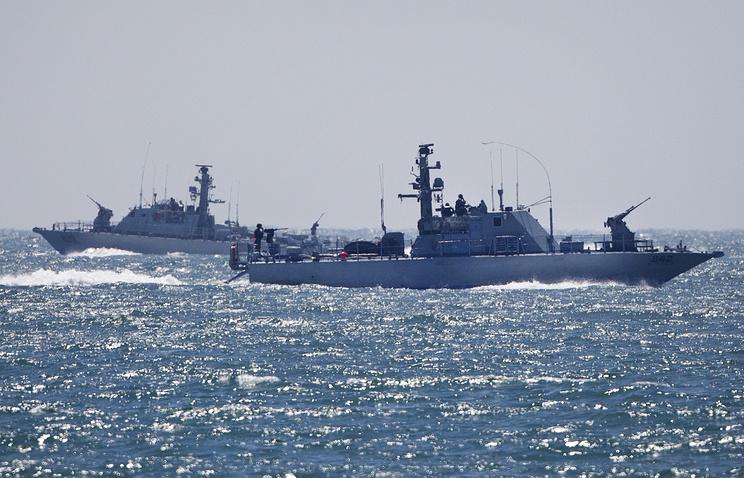 Женская флотилия рассчитывает прорвать блокаду Газы