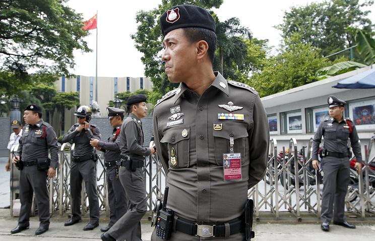 Меры безопасности всвязи свозможным терактом усилили вТаиланде