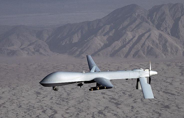 Боевики вИраке начали использовать беспилотники совзрывчаткой