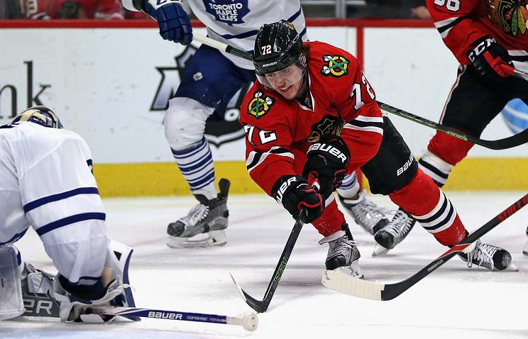 Гол ипас Малкина помогли «Питтсбургу» обыграть «Вашингтон» в«регулярке» НХЛ