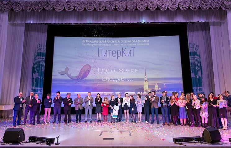 ВПетербурге пройдет фестиваль студенческих фильмов «ПитерКит»