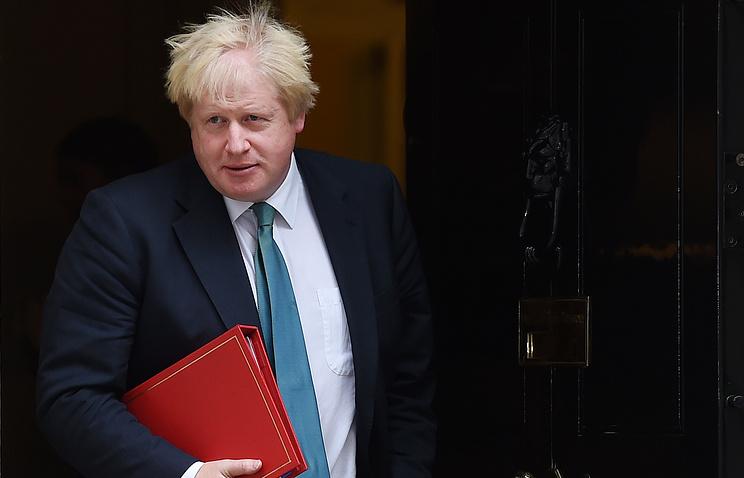 Борис Джонсон хотел сохранить членство Англии вЕС