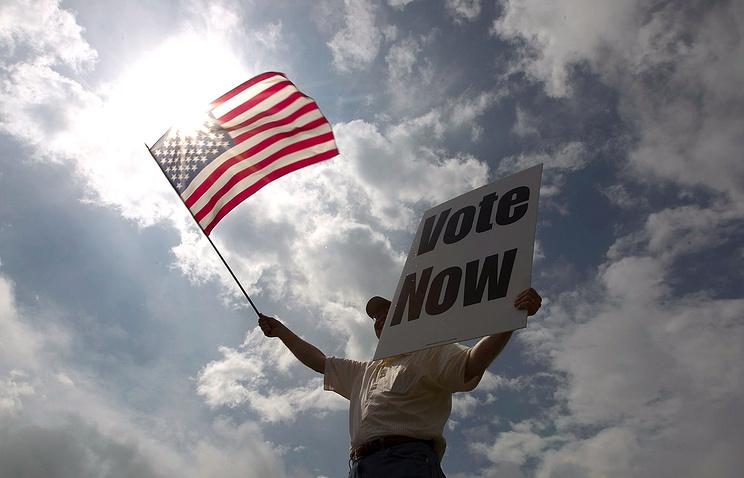 Мынесобираемся воздействовать наход избирательной кампании вСША— Путин