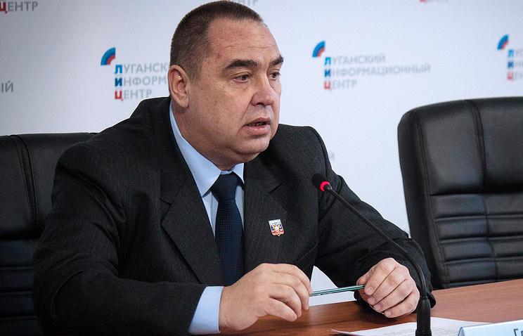 Руководитель ЛНР указал накосвенную вину Порошенко в погибели Моторолы