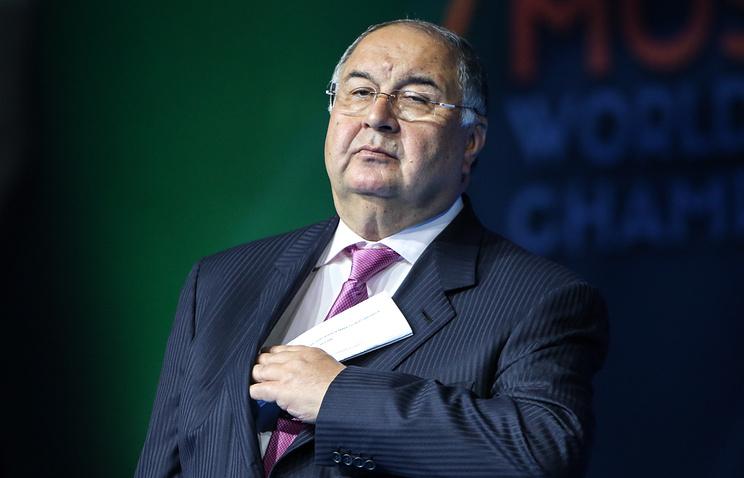 Миллиардер Алишер Усманов перестал быть налоговым резидентом РФ