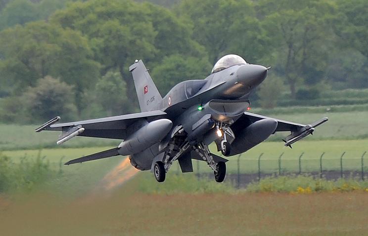 Анкара заявила обучастии ВВС Турции восвобождении Мосула