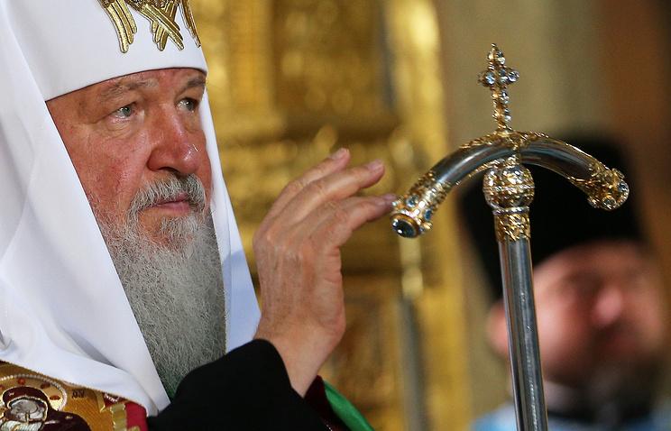 РПЦ выпустит книгу с заявлениями патриарха Кирилла ожурналистике