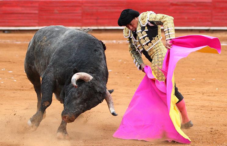 Власти Испании отменили запрет накорриду вКаталонии
