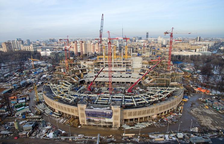«Динамо» ведет переговоры с«Барселоной» оматче открытия своего стадиона