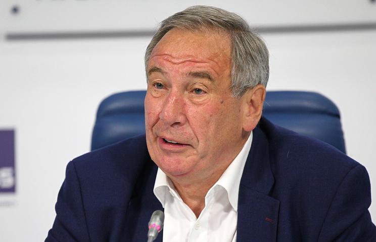 Президентом Федерации тенниса РФ переизбран Шамиль Тарпищев