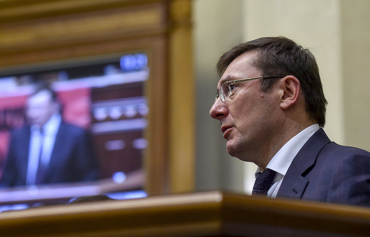 Луценко: Вместных прокуратурах меняют любого  3-го  руководителя