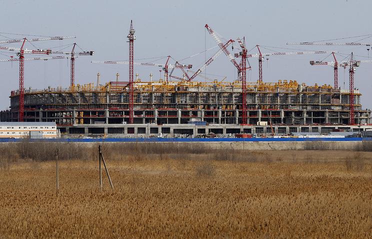 Гуськов: могу констатировать, что «Ростов Арена» будет сдана кдекабрю предстоящего года