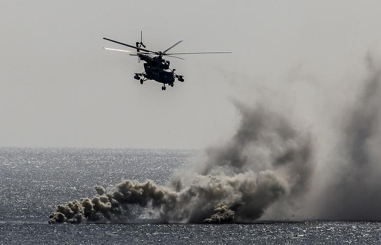ВВКС Российской Федерации в текущем 2016г поступило более 50-ти новых вертолетов