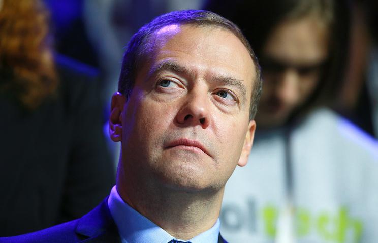 Д. Медведев выписал премию ученому изЕкатеринбурга