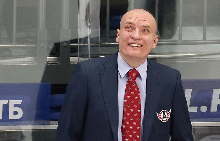 РуководствоХК «Автомобилист» назначило нового основного тренера