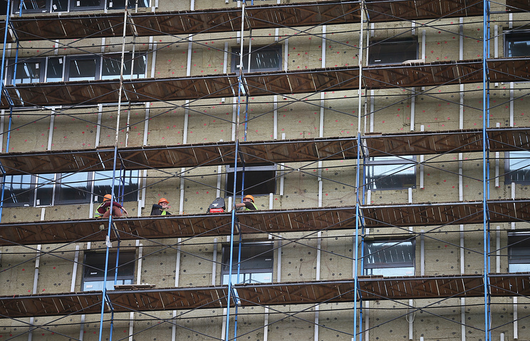 Предложение квартир вновстройках в столице достигло рекорда скризиса 2008 года