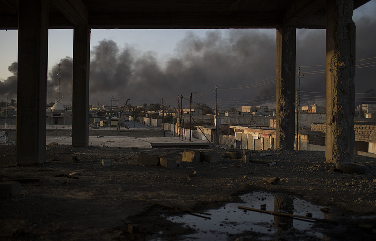 БоевикамИГ представлена возможность покинуть Мосул