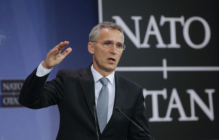 Угрозы состороны РФ нет— генеральный секретарь НАТО