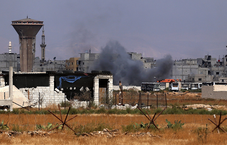 МинобороныРФ: сообщение обударах поДамаску очередная фальшивка