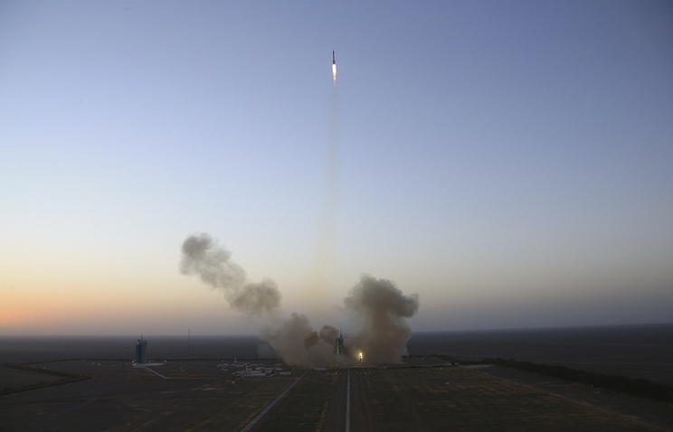 Пекин отправил вкосмос спутник попоиску пульсаров