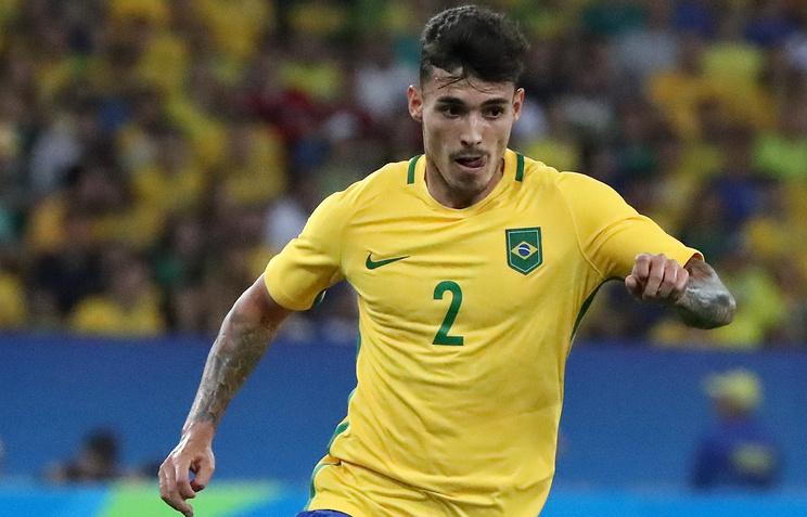 «Зенит» может приобрести защитника «Сан-Паулу» за14 млн евро