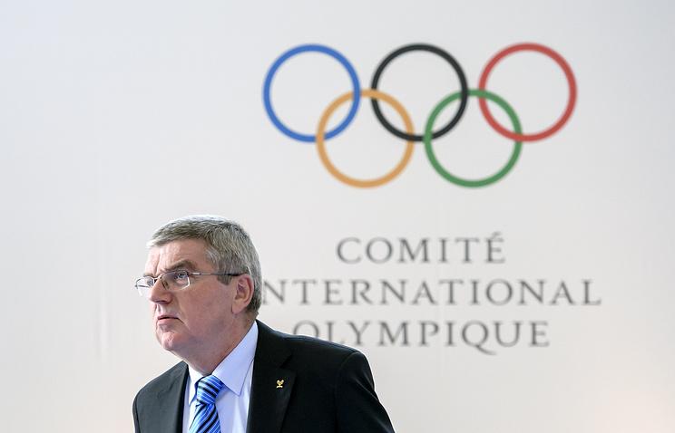 «Вбудущем Катар вполне может стать претендентом напроведение Олимпийских игр»— Томас Бах