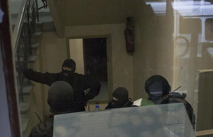 МВД проверяет информацию обобысках вуправлении культуры Челябинска