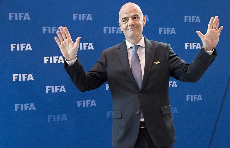 Клубный чемпионат мира расширят до32-х клубов