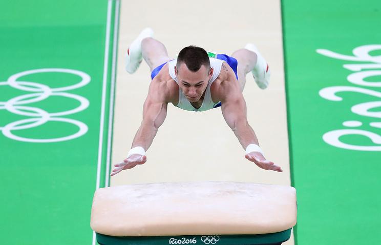 FIG запретила исполнять именной прыжок украинского гимнаста Радивилова