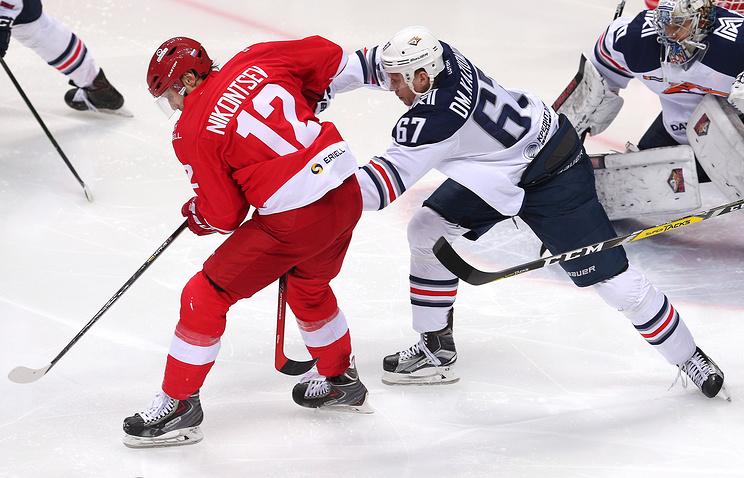 Форвард «Магнитки» Мозякин является великим хоккеистом нашего времени— Корешков
