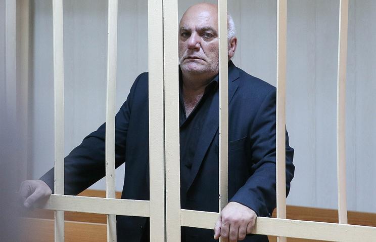 Захвативший банк вМоскве Петросян обвиняется втерроризме