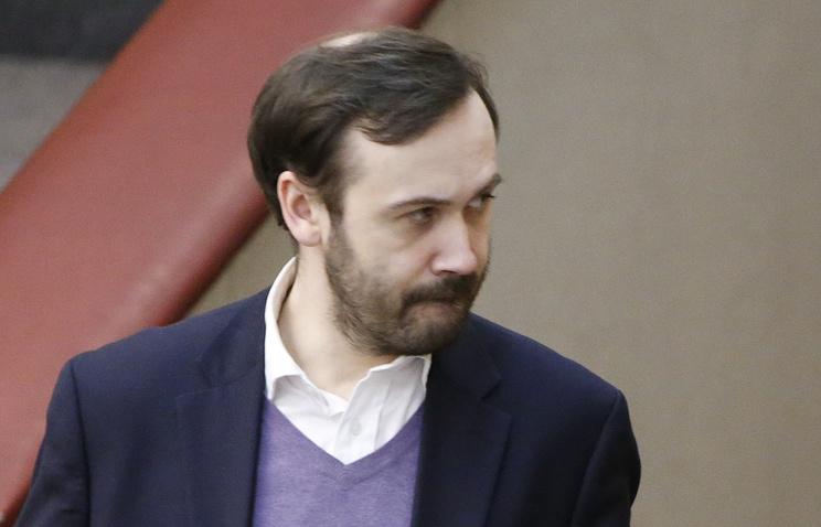 ВСРФ отвергнул жалобу Пономарева налишение его полномочий депутата