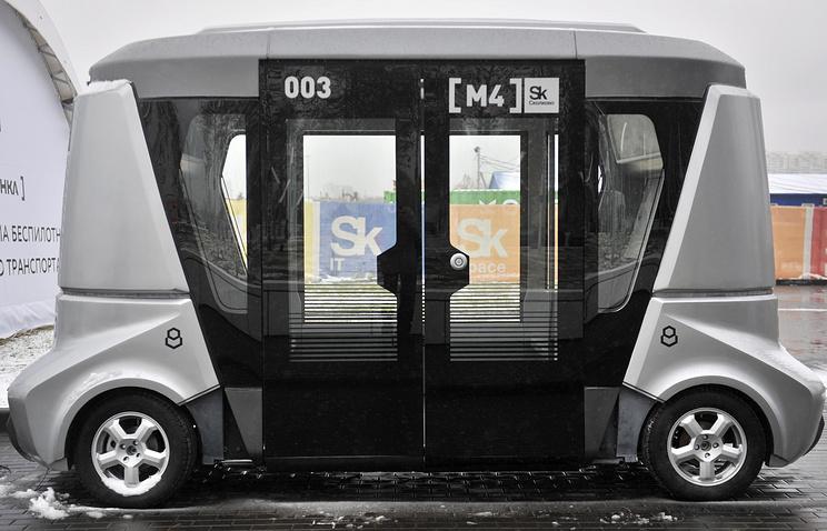 Картинки по запросу в Москве появится беспилотный транспорт