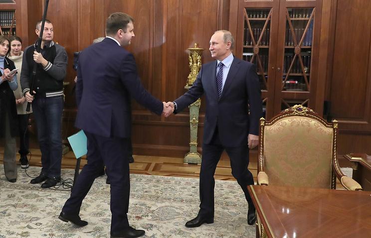 Орешкин определил главную задачу МЭР на 2017-й