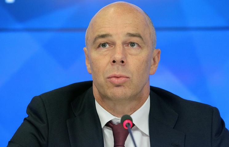 Силуанов объявил оготовности Российской Федерации кконструктивному обсуждению долга государства Украины