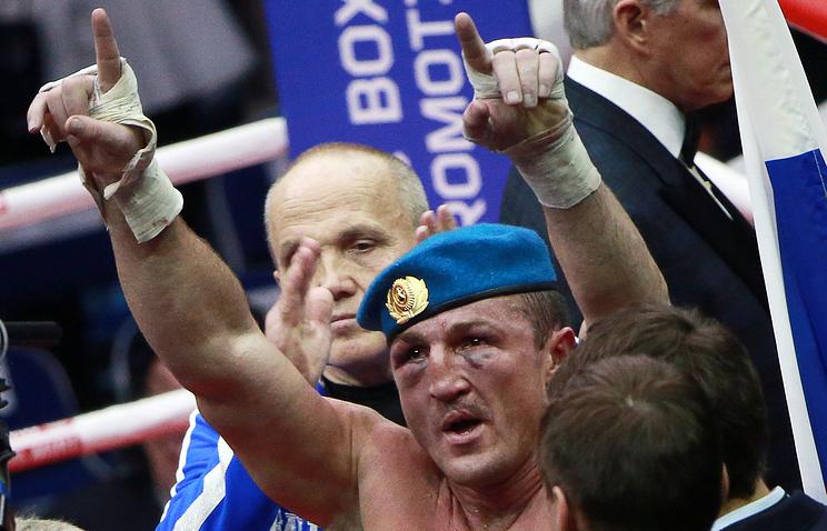 Корнилов: следующим боем Лебедева будет обязательная защита пояса WBA
